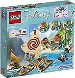 LEGO 41150 – Juego de construcción La Aventura sobre la Isla de Vaiana (leer bien caja rovinada)
