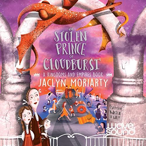 The Stolen Prince of Cloudburst cover art