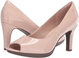 Dusty Pink Patent