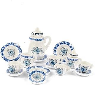 Best blue and white miniature tea set Reviews