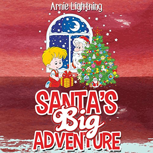 Page de couverture de Santa's Big Adventure