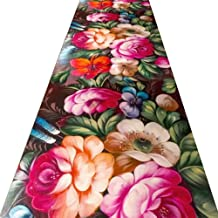 Non-Slip Carpet YANZHEN Hallway Runner Rugs Corridor Carpet Entrance Pad Cutable Washable Moisture Proof Non-Slip Backing ...
