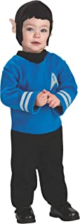 Star Trek Romper And Headpiece Spock