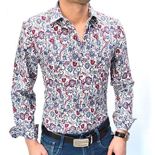Chemise Fashion à Motifs