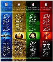Game of Thrones 4-Book Bundle