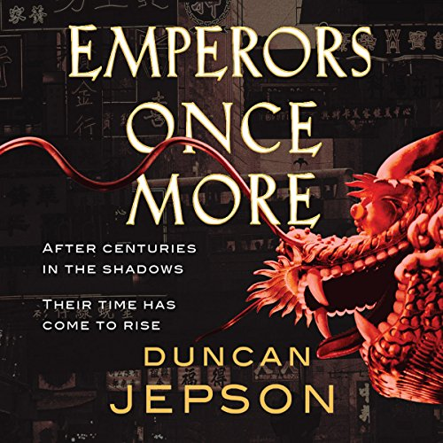 Emperors Once More audiobook cover art