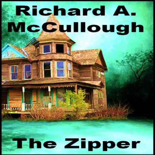 The Zipper audiobook cover art