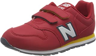 New Balance 500 Yv500rry Medium, Basket Garçon