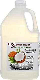 Coconut Oil - Fractionated - MCT Oil - 1 Gallon - 128 oz