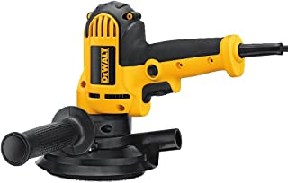 DEWALT Rotary Sander, Variable Speed, Dust Shroud, 5-Inch (DWE6401DS)