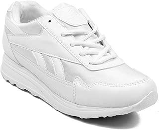 Asian shoes Boy's HILLSTONE White School Range