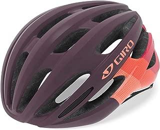 Giro Saga Helmet - Women's Dusty Purple Bars, M