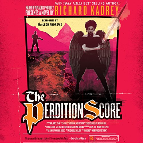 The Perdition Score audiobook cover art