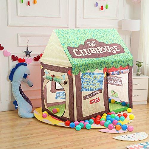 折りたたみ式キッズテントおもちゃハウスKidTentPlayhouse部屋屋内プレゼント子供用テントKidsTent男の子テント玩具収納秘密基地知育玩具おままごと隠れん坊ゲーム遊び小屋テント