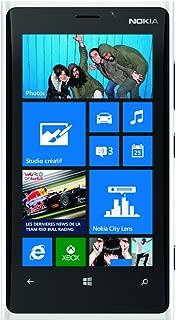 Nokia Lumia 920 32GB Unlocked GSM 4G LTE Windows 8 Smartphone w/Carl-Zeiss Optics Camera - White