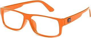 e79f8636c028 Newbee Fashion -Kayden Retro Unisex Plastic Fashion Clear Lens Glasses