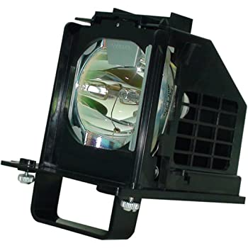 Original Philips Bulb SpArc Platinum for Mitsubishi WD-73735 TV Lamp