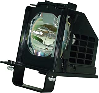 SpArc Platinum for Mitsubishi WD-82738 TV Lamp with Enclosure (Original Philips Bulb Inside)