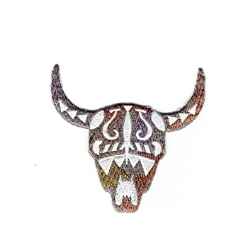 Iron on Applique Southwest style Embroidered Patch Sun