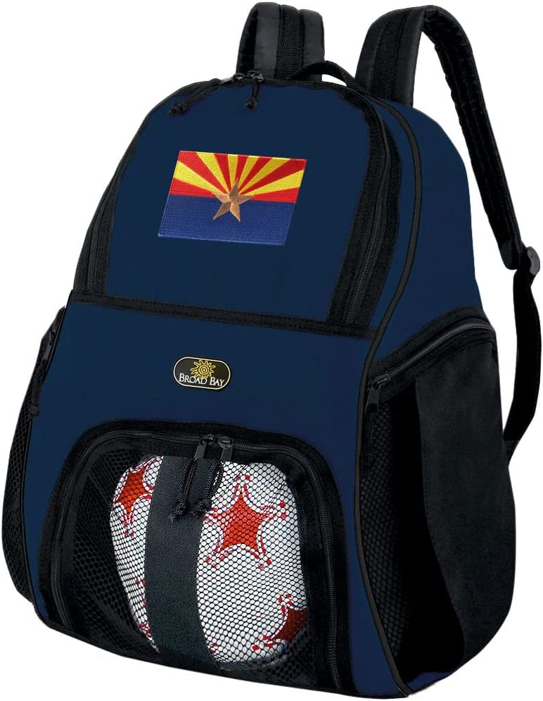 Arizona Soccer Backpack or Very Dealing full price reduction popular Volleyball Flag Ball