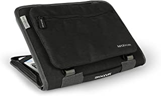 "MAXCases Work-in-Slim 14"" (Grey) - Removable Accessory Zipper Pouch (Sold Separately)"