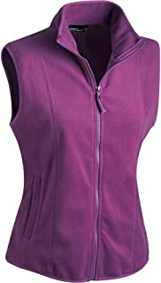 James and Nicholson Womens/Ladies Microfleece Vest