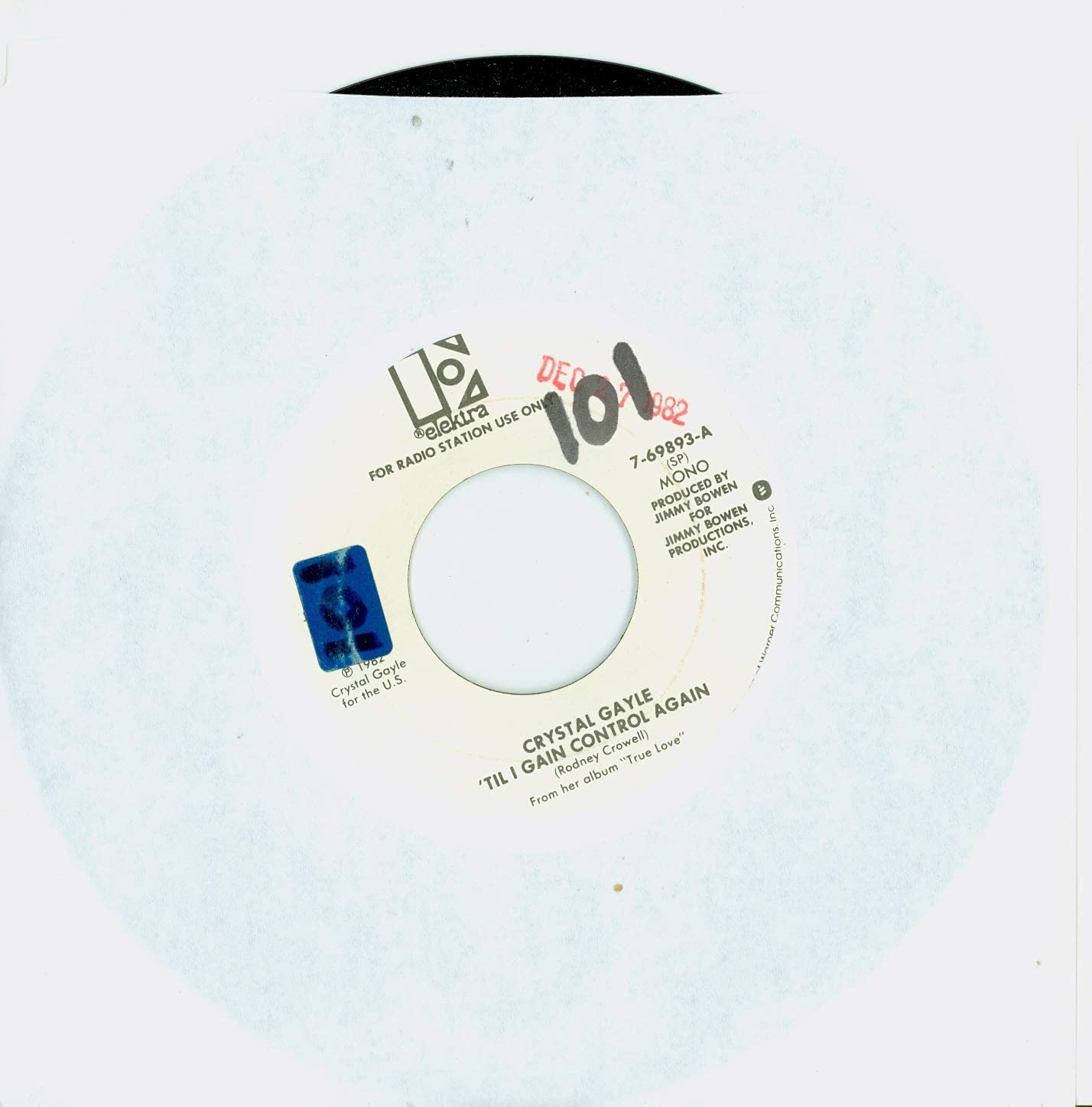 'Til I Gain Control Mono Again St Free shipping anywhere in Very popular the nation