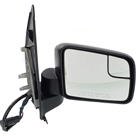 Ford Tourneo Connect 2002-2013 Door Mirror Electric Black N//S Passenger Left