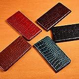 SENDIAYR Étui de Protection en CuirGrain Flip Stand Housse de Protection pour téléphone  ...