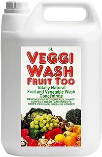Charmm Fruit & Vegetable Wash 5L