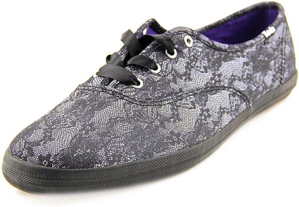 Keds Women Champion Lace Print Sneakers