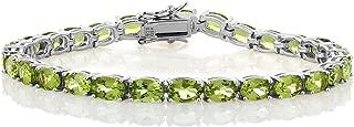 Best sterling silver peridot bracelet Reviews