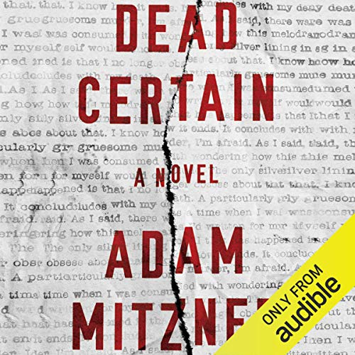 Dead Certain cover art