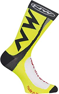 Northwave Extreme Tech Plus Sock, Yellow Fluo. Extreme Tech Plus Sock, S, Yellow Fluo.