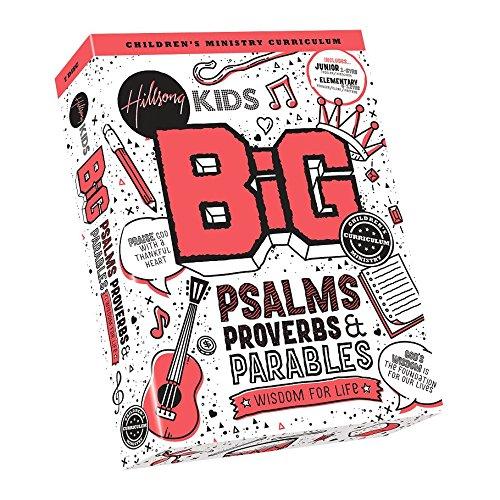 Best Price Kids BiG Psalms Proverbs & Parables PrElem