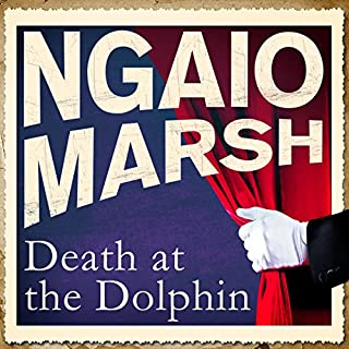 Death at the Dolphin audiobook cover art