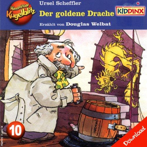 Der goldene Drache cover art
