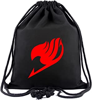 Gumstyle Anime Sackpack Drawstring Bags Gym Sack Sport Sack Backpack