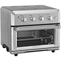 Deals on Cuisinart CTOA-120PC1 Air Fryer Toaster Oven Refurb