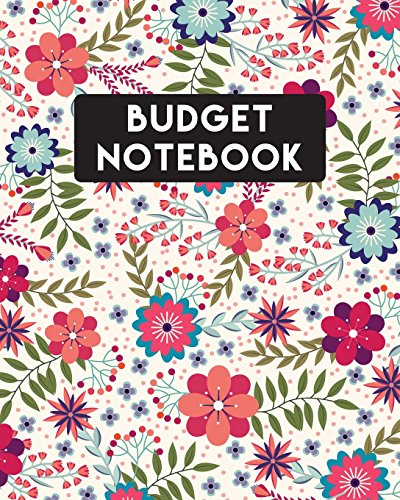 Budget Notebook: Monthly Budget Planner Personal Finance 365 Days Record Your Money and Bill Organizer: Budget Planner