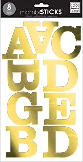Best gold letter wall decals Reviews