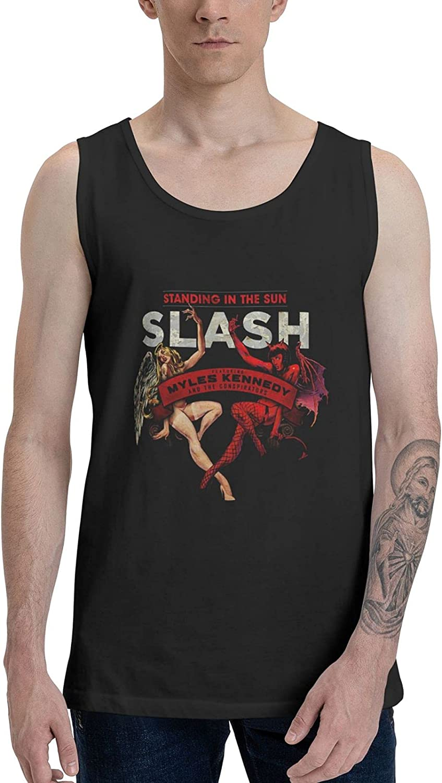 Myles Kennedy Apocalyptic Love Tank Top Men's Summer Sleeveless T Shirt Comfort Vest