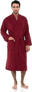 Men's Robe, Turkish Cotton Terry Kimono Bathrobe