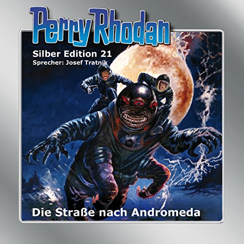 Straße nach Andromeda audiobook cover art