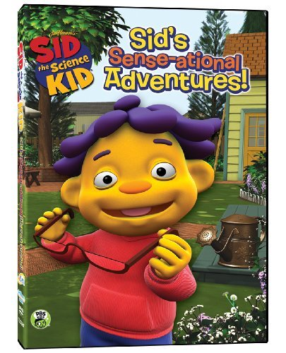 Sid the Science Kid: Sense-Ational Enterta Manufacturer direct delivery Adventures NCircle by Superior