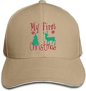 my first christmas bib asda