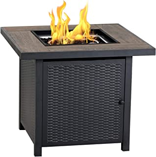 Best small table top propane fire pit Reviews