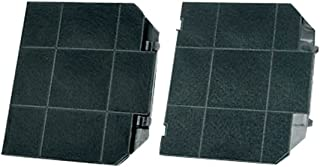 Spares2go Carbon Charcoal Filter For Electrolux Cooker Hood Vent Extractor 2 Carbon Filters
