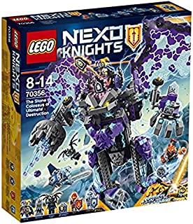 LEGO Nexo Knights - The Stone Colossus of Ultimate Destructi