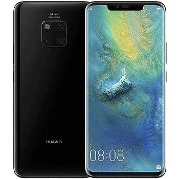 Huawei Mate 20 Pro LYA-L29 128GB + 6GB - Factory Unlocked International Version - GSM ONLY, NO CDMA - No Warranty in The USA (Black)